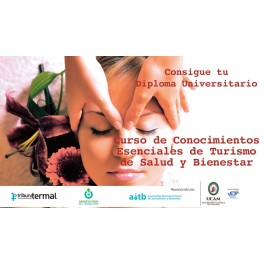 Curso de Turismo de Salud y Bienestar